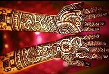 ♡ Mehndi Designs ♡ / All about Mehandi designs, mehnadi collections and mehndi styles.