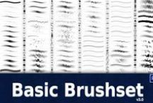 Photoshop Stuff / The best Brushes for Digital Painting with Photoshop
