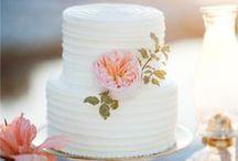 Tartas, cupcakes, dulces, galletas, cake pops... / Tartas que le darán el toque de sabor dulce a tu evento / by Té para dos