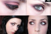 Makeup / Make up tutorials, makeup artists, makeup tips