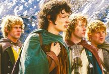 The Lord of the Rings / Tolkien by Peter Jackson films, behind scenes, pictures...