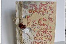Mi scrap - Mil y un enredos / Scrapbooking, card, tarjetaría, papelería creativa