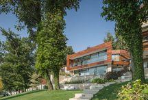 DOOI STUDIO- Villa Snagov , Romania / Private residence , Snagov lake, Romania Daniel Ciocazanu / dooistudio architects , foto credits Cosmin Dragomir