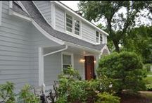 James Hardie Siding / Fiber Cement Exterior Cladding by K & B Home Remodelers, LLC