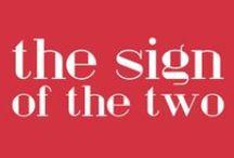 The Sign of the Two / Un progetto di branding e marketing, ideato da Alessandra Zengo e Chiara Chinellato, per autori che vogliono migliorare la propria presenza online e promuoversi meglio.