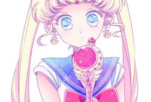 ☿♀☽Sailor Moon☾♃♂