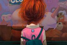 ❉ Redhead ❉