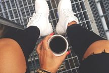 My Style.... / Clothes obsession. Witchery. Timberlands. Heels. Converse. Tight ripped jeans. Chilled out chick. Dress to impress. Anything white is my ultimate love....