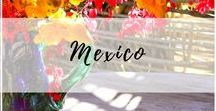 Mexico Travel / The bright colors, vibrant culture, and some of the friendliest people I've met in all of my travels are in Mexico.  If you think Mexico is defined only by its tourist destinations, you're missing out on some of the most authentic cultural travel there is.  Read more: https://www.travlinmad.com/mexico