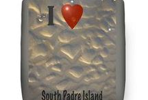 South Padre Island (SPI), Texas / Promotional Material : posters, prints, duvet cover, throw pillow, shower curtain, t-shirts; United States of America; USA; Home decor; photography; beach; heart; digital treatment.