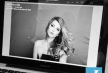 CDJ Hair Collection Fall/Winter 2015-2016 / Shooting - New Hair Collection
