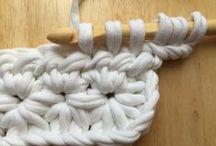 DIY - Handarbeiten / Werkzeug: Wolle, Strick.-Stick.-Häkelnadel, Schere