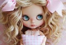 Puppen - Blythe