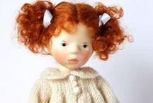 Puppen - Elizabeth Pongratz