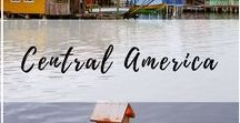 Central America / Travel through the lush, laid back, and friendly countries of Central America - Mexico, Honduras, Guatamala, El Salvador, Nicaragua, Panama, Costa Rica, and Belize