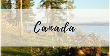 Canada Travel / There's so much to explore in Canada and every kind of activity, climate, or escape for everyone. Where will your Canadian adventure take you?