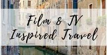 Film & TV Inspired Travel / Have you ever been so moved by a movie or TV show you're just dying to travel to where it was made? Feast your eyes on these inspiring film locations around the world! | Game of Thrones, TV, Harry Potter, Sex and the City, Star Wars, James Bond, 007,