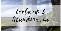 Iceland & Scandinavia / The very best images, trip ideas, how tos, and articles to turn your wanderlust for Scandinavia and Iceland into reality! Find the best travel ideas, what to see and do, and where to stay in #Sweden, #Norway, #Finland, #Denmark, and the frozen land of #Iceland into reality! #Scandinavia #fjords #Icelandic