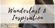 Wanderlust & Inspiration / #Wanderlust & #TravelInspiration! All the inspiration you could ever want to get out and travel. Whether you want to escape your #comfortzone, the #9to5, take a well-deserved vacation, or #expat completely. Get out and explore, it's amazing out there! | travel inspiration, travel ideas, expat info, dream destinations, travel experiences