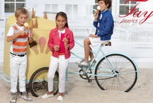Junior's Campaign - Spring Summer 2013