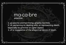 Macabreee… / Macabre Media for Macabre People. Macabre Media's Official Pinterest Chaos.