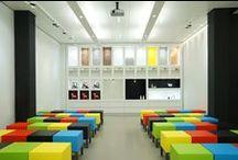 Delta Light Showroom / Delta Light showroom at HQ in Wevelgem, Belgium