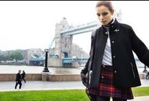 Fay City Diaries: Chapter II London - the Women's collection. / Fay City Diaries features the Women's Fall - Winter 2013/14 collection across some of the most captivating European cities. The second destination is London...