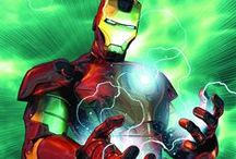 Iron Man / All things Iron Man  / by Steven Conley