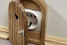 Recycling - Be Creative / Genbrug - Flet - Smykker - Gode ideer