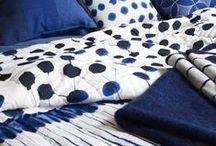 Indigo inspiration / inspirational indigo textiles