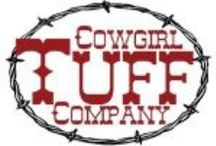 Cowgirl Tuff Stuff / Rough Ridin' Western Fashion and Fancy Duds! / by Sierra Western Wear