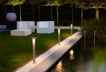 How to light your garden / Delta Light® has had a wide range of outdoor lighting for several years. Going for uplights under a tree to create a theatrical effect? Want to play with endless lines of light? Or maybe you're choosing LEDs with lenses to bring walls and structures to life? Over a hundred fittings for walls, floors and ceiling offer endless possibilities thanks to innovative technology in various styles for recessed or surface-mounted lights.