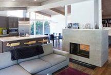 Modern & Contemporary Homes