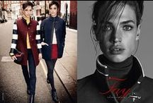 Women's Fall - Winter 2014/15 campaign