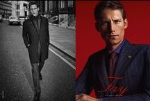 Men's Fall - Winter 2014/15 campaign.