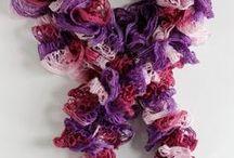 Crochet & stitching / by Alyssa Maire :)*