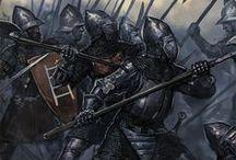 Medeltiden / Life, war, religion, myths, etc, in Middle Ages. / by Ivanchik
