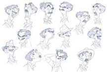 - Animation Expression Sheets