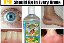 Remedies and handy tips / Remedies for every day ailments and Tips on improvinment