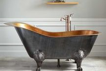 Baths / Baths to die for, relax in. Showing the latest trends for the Bath.