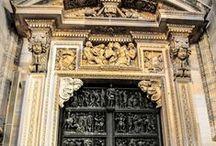 Just Doors ... nothing more / Great looking front doors & entryways. We've thrown in some great door hardware too.