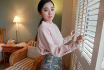 From Korean Online Fashion Malls / I snap Pics From Korean Online Fashion Malls.  Mostly Female fashions