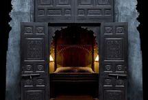 Doors / Beautiful and ornate