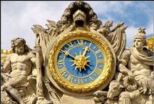 Versailles / The uncomparable Palace of Versailles in France. Versailles has 2300 rooms, 2153 windows, 67 staircases.