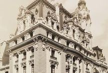 """Demolished Grandeur in the Gilded Age / Gilded Age Homes that were demolished .....  """"we will be judged not by what we kept but what we have destoyed ..."""" - Herbert Muschamp, Hearts of the City"""