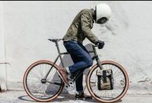 TRANSPORTATION / Fun ways to get around without a car. Velos, motorbikes, snowsurfers, skate machines, and beyond.
