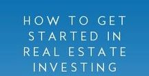 House Flipping / How to buy real estate, fix it up, resell it for a profit. Better known as 'flipping'. The secret is to make money at it. I'll show you some great ideas! #flipping, #realestateinvestor