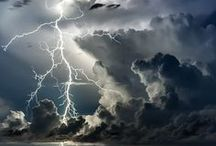 Storms / Lightning, super cells, tornados ..... oh my!