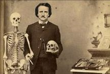 E.A.P. / Edgar Allan Poe of course…