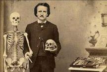 E.A.P. / Edgar Allan Poe of course…